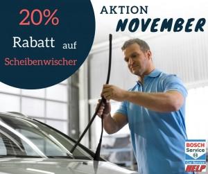 Scheibenwischer Nov 17