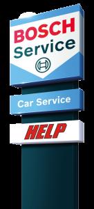 Freie Autowerkstatt Bosch Car Service HELP